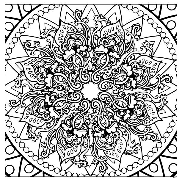 Wholesale coloring books magic mandalas coloring book Coloring books for adults wholesale