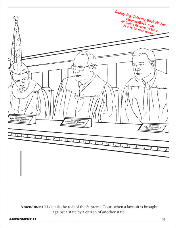 coloring pages for constitution day - photo#27