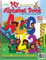 My Alphabet Coloring Book