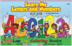 Learn My Letters and Numbers