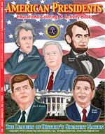 American Presidents - The Leaders of History's Greatest Nation Coloring & Activity Book