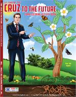 Ted Cruz to the Future™ - Comic Coloring Activity Book