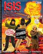 ISIS - A Culture of Evil - A True to Life Graphic Comic Book