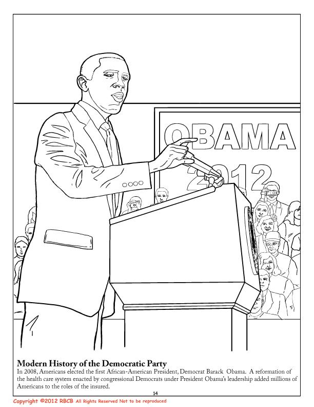 Wholesale Coloring Books   President Obama Vice President Biden 2012 ...