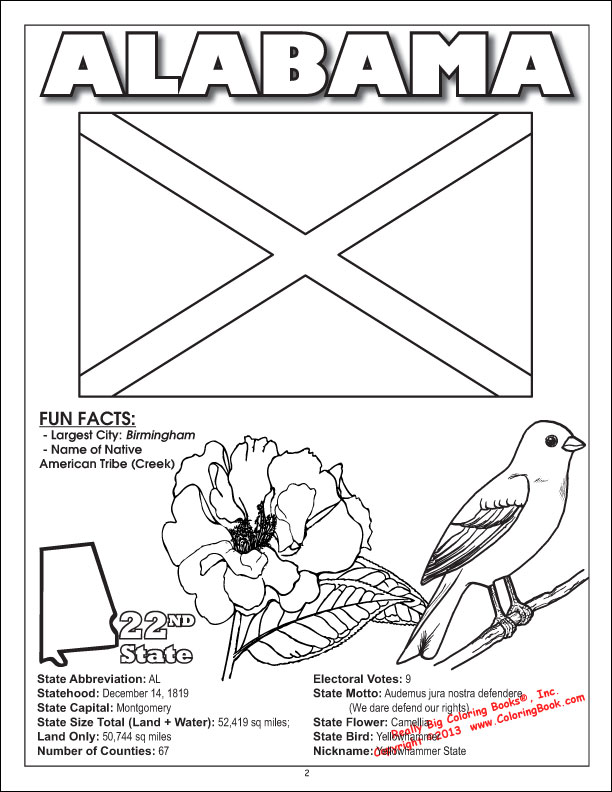 Wholesale Coloring Books | 50 United States - Coloring, Activity ...