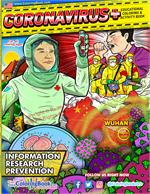 Coronavirus COVID-19 Coloring Activity Book