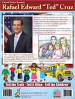 Ted Cruz Coloring Book