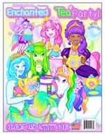 Enchanted Tea Party Coloring Book