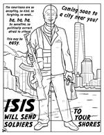 ISIS - A Culture of Evil - True to Life Graphic Comic Book pg 24