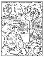 ISIS - A Culture of Evil - True to Life Graphic Comic Book pg 9