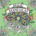 Magic Mandalas Coloring Book