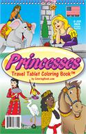 Princesses Coloring Books
