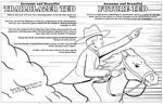 Trailblazer Ted coloring page