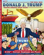 Donald Trump - Coloring Book Comic with Song